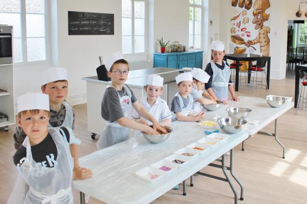 Graine De Viking Atelier Gourmand P Tit Chef Kid